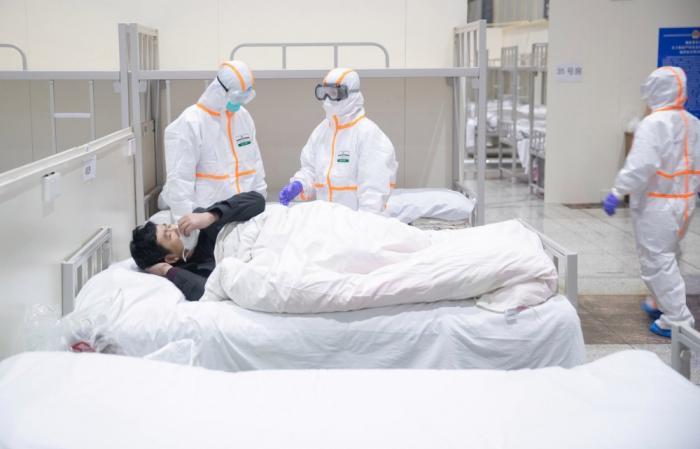 Çində koronavirusdan ölənlərin sayı 2663-ə çatıb
