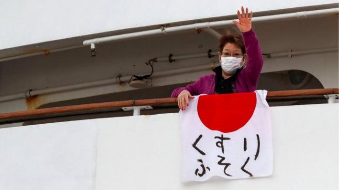 Coronavirus: Dozens more catch virus on quarantined cruise ship