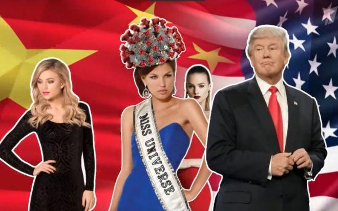 Coronavirus: Russian media hint at US conspiracy