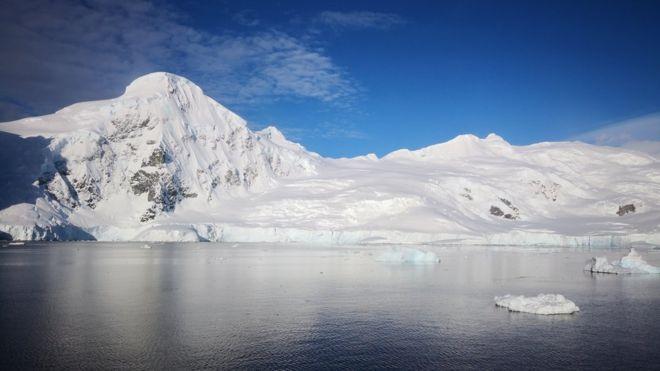 Antarctica logs hottest temperature on record of 18.3C