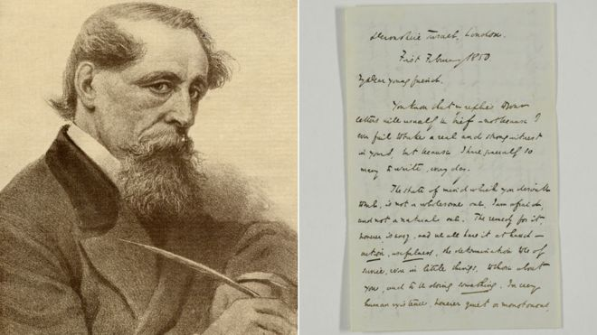 Unseen Charles Dickens letters open window into the life of a genius
