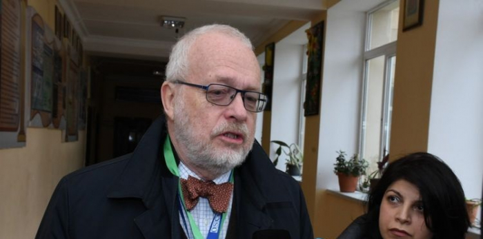 "Head of the OSCE/ODIHR Election Observation Mission: ""Currently we are assessing the election procedure"""