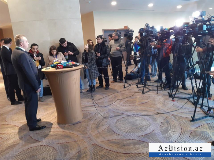 Azerbaijan created equal conditions for all candidates: CIS