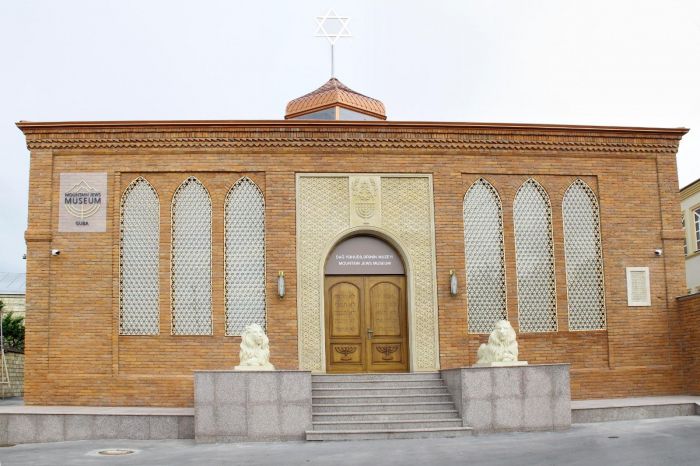 Historical museum opens in Azerbaijan's All-Jewish town