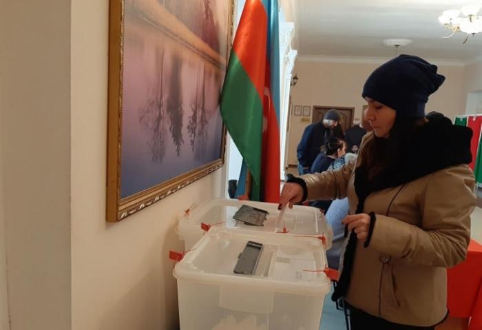 Azerbaijan's parliamentary elections held smoothly: Georgian observer