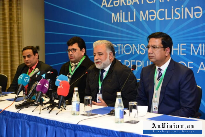 Int'l observers hail parliamentary elections in Azerbaijan as 'well-organized'