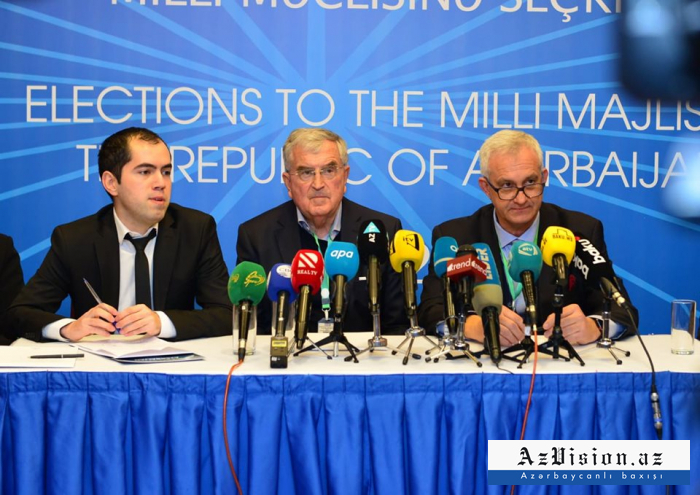 Azerbaijan holds democratic parliamentary elections, German observer says