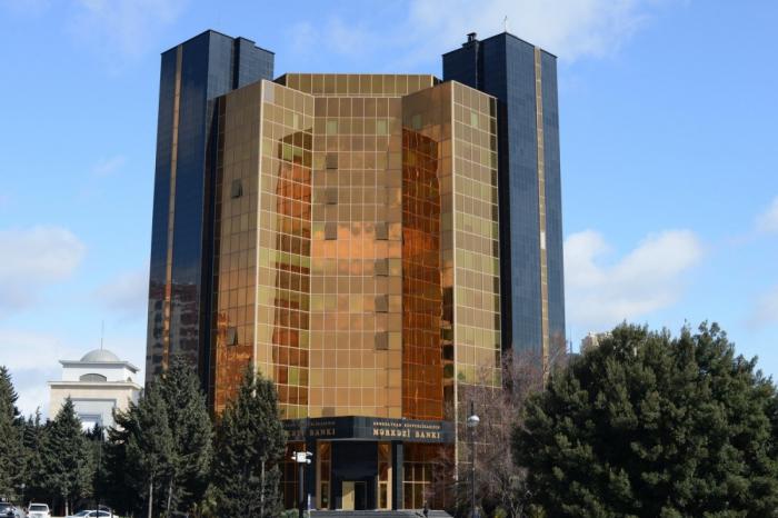 Mərkəzi Bank 100 milyon manat cəlb edib