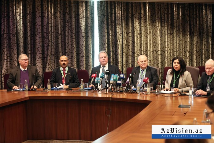 British observers highly appreciate parliamentary elections