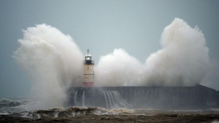 Storm Ciara wreaks havoc across Ireland and Britain -  NO COMMENT