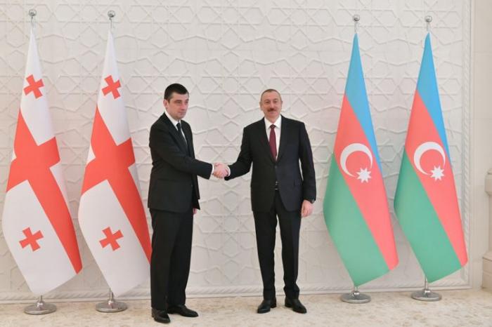 Georgian PM Giorgi Gakharia phones President Ilham Aliyev