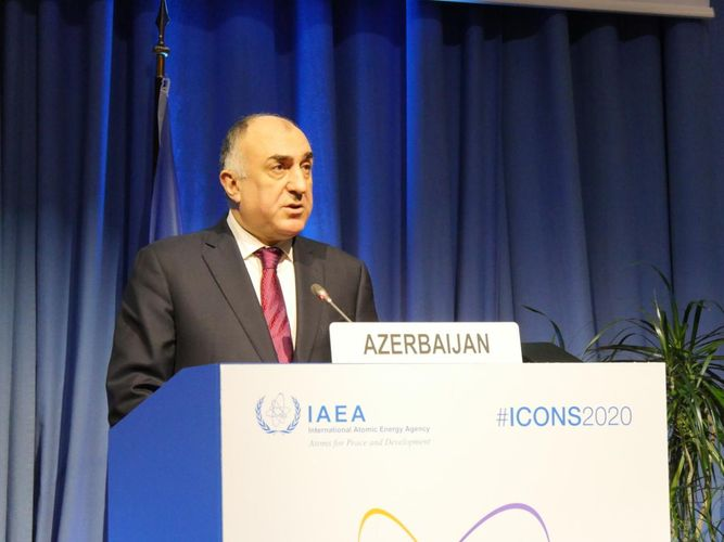 FM: Occupation of Azerbaijani territories create favorable conditions for nuclear smuggling and nuclear terrorism