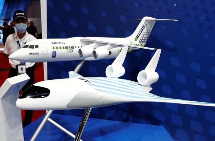 Airbus unveils