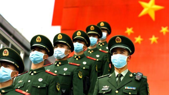 Coronavirus: Senior Chinese officials
