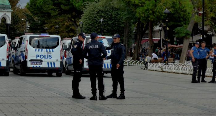Anti-Terror-Einsatz in Türkei gestartet