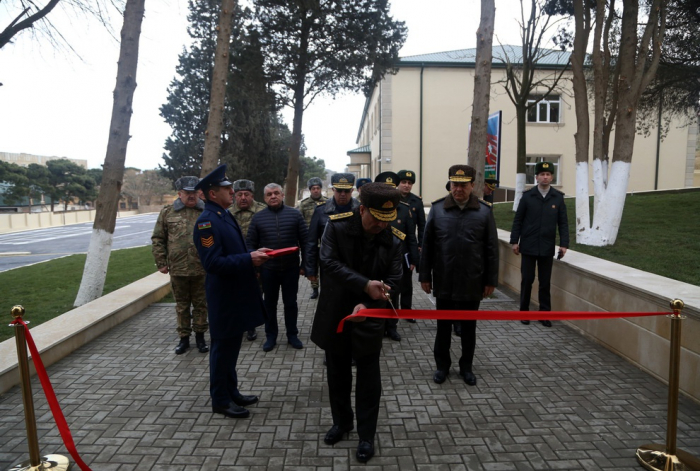 New facilities in Azerbaijan Air Force commissioned -  PHOTO