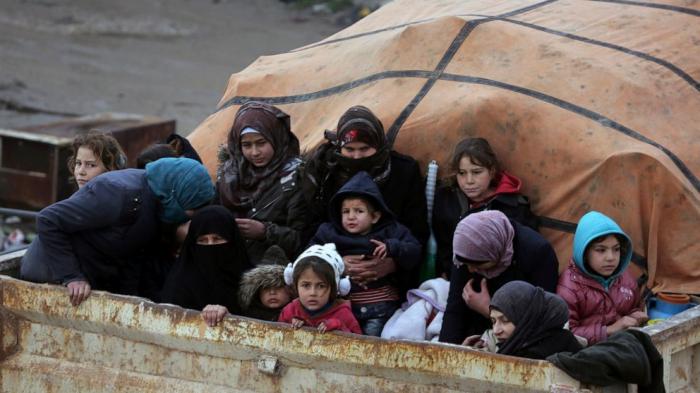 Idlib displacement worst since start of Syria war: UN
