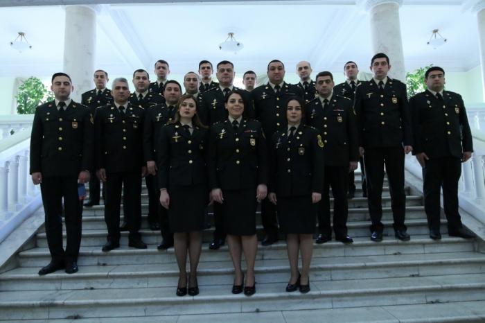 Azərbaycan İstiqlal Muzeyi ziyarət olunub