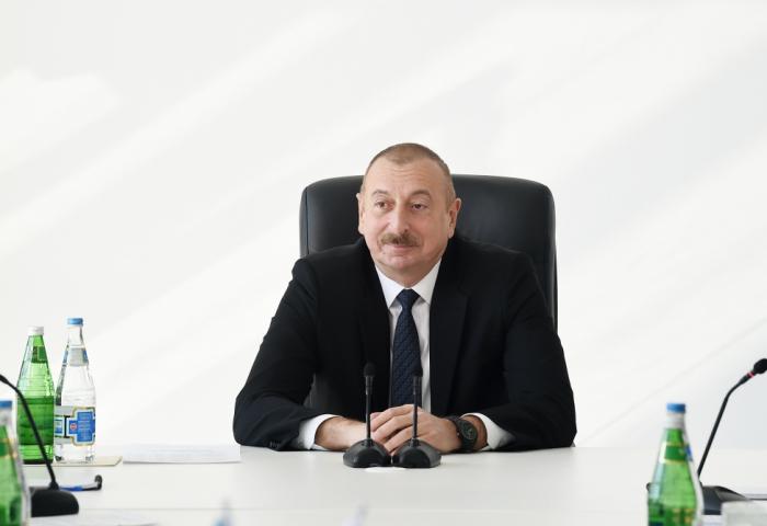 """""""Azərbaycan dövləti Könüllülər hərəkatına çox böyük önəm verir"""" - Prezident"""