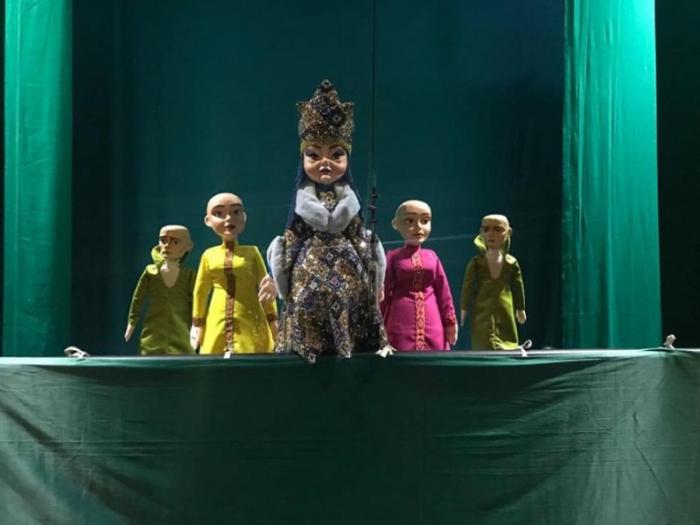"""Kukla Teatrının hazırladığı yeni tamaşa - """"Qızıl balıq"""""""