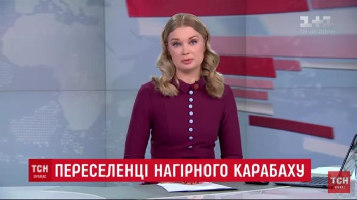 Otro famoso canal de televisión ucraniano transmite un reportaje sobre Cocuq Marcanli