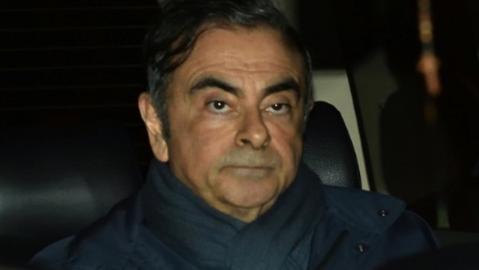 Nissan files $90 mn suit against Ghosn