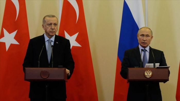 Russian, Turkish leaders discuss Idlib over phone