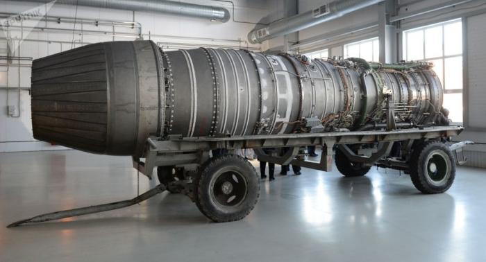 25.000 Newton Schub:   Diese Turbos treiben Russlands Superbomber an