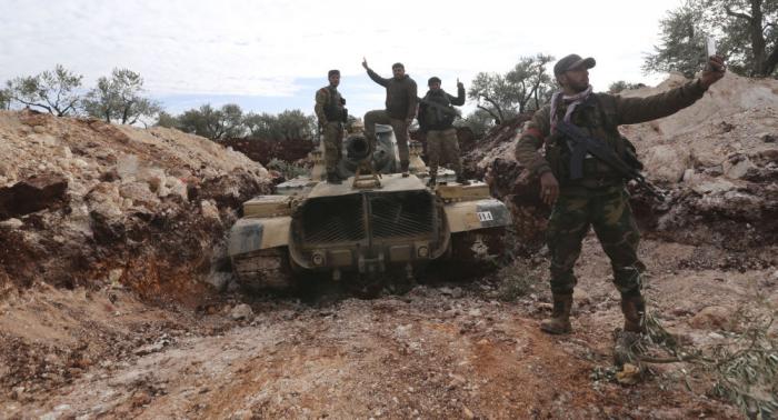 Kreml:   Syrische Armee geht ausschließlich gegen die Terroristen vor
