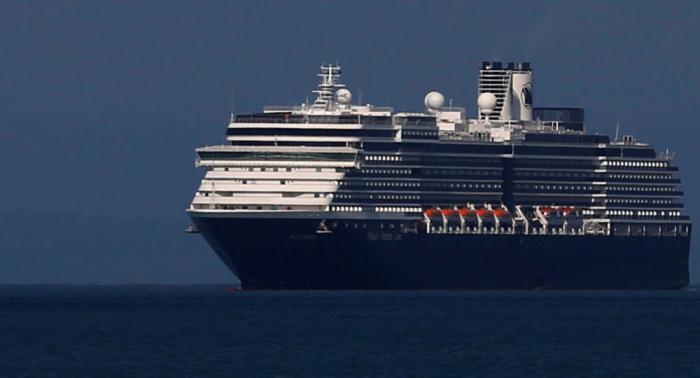 El crucero Westerdam llega a Camboya para desembarcar a sus pasajeros