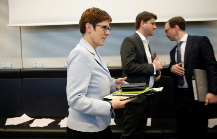 CDU-Vize Strobl fordert enge Abstimmung mit CSU bei Suche nach Vorsitzendem