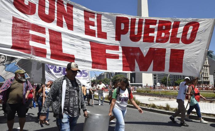 El FMI inicia en Buenos Aires las negociaciones por la deuda argentina