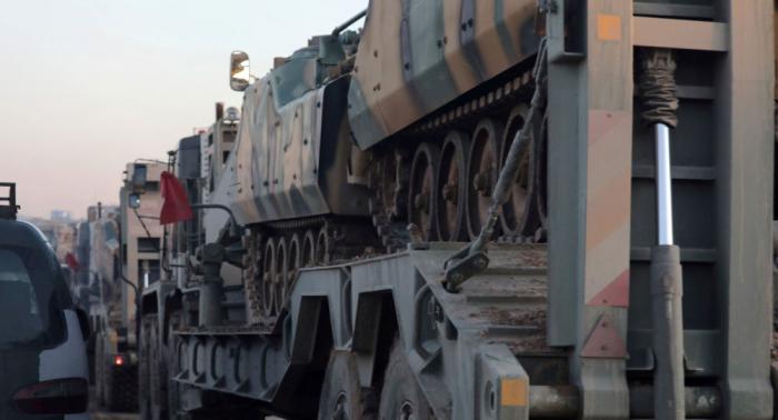 Turquía traslada tropas especiales a Idlib