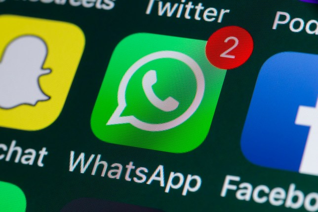 Whatsapp   says it has two billion user