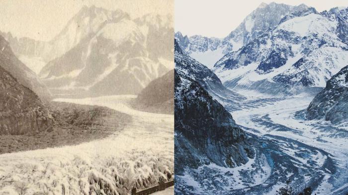 Macron limita el acceso al Mont Blanc ante su deterioro y masificación
