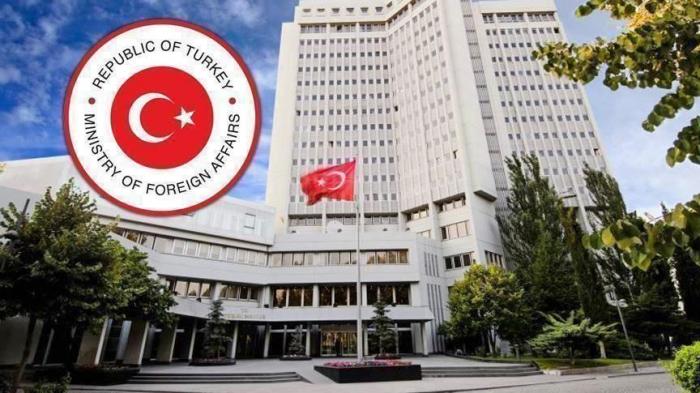 Turkey condemns Syrian regime resolution on 1915 events