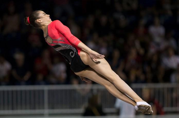 Viaja gimnasta Navarro a Copa Mundial en Bakú