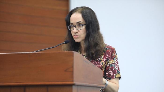 Renuncia la ministra de Justicia de Perú