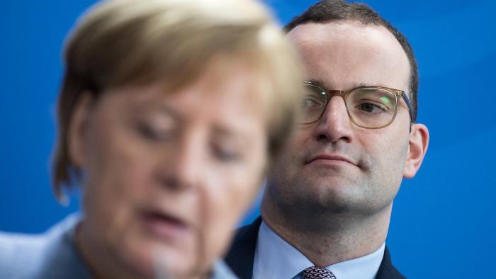 Spahn fordert Emanzipation von Merkel