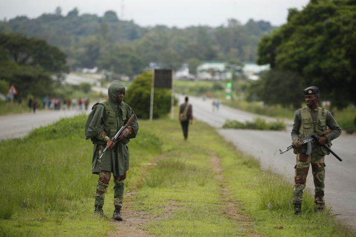 Zimbabwe police fire teargas as court rules on opposition leader