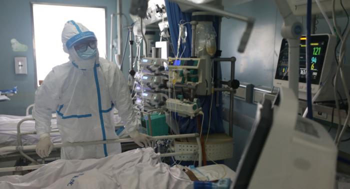 Sube a 1.523 la cifra de muertos por el nuevo coronavirus en la China continental