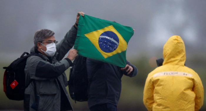 Baja a cuatro el número de casos sospechosos de coronavirus en Brasil