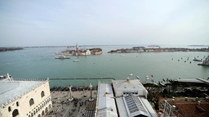 Subastan una isla en Venecia por más de 2,4 millones de dólares