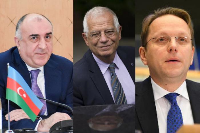 Elmar Mammadyarov rencontrera le haut représentant et le commissaire de l