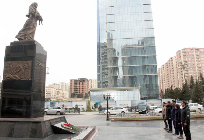 Un groupe d'alpinistes militaires azerbaïdjanais participe à l'expédition « Justice pour Khodjaly ! »