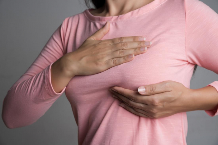 How to check yourself for breast cancer -  iWONDER