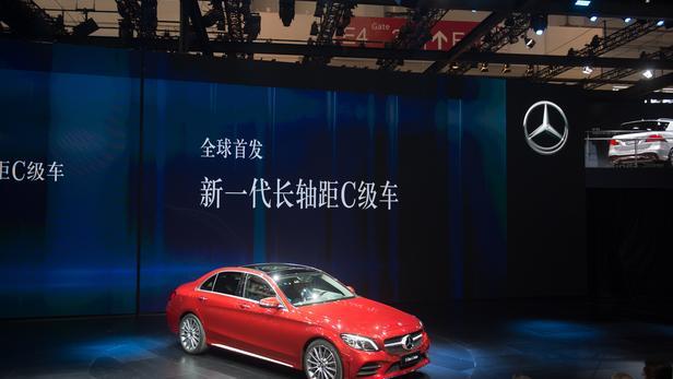 Coronavirus:   le salon automobile de Pékin reporté