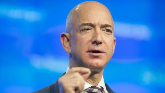 Bezos will zehn Milliarden Dollar spenden