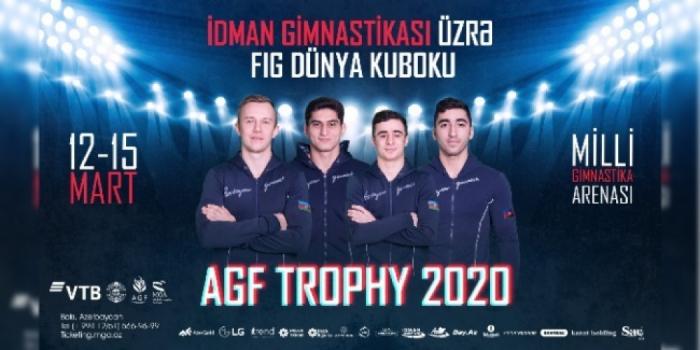 Bakou accueillera la Coupe du monde de gymnastique artistique