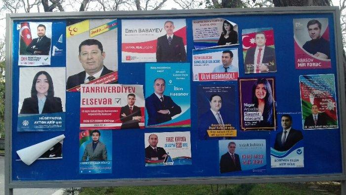 AgoraVoxpublie un article sur les élections législatives en Azerbaïdjan